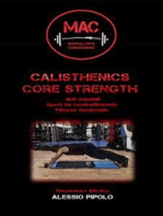 Calisthenics Core Strength