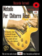 Metodo per chitarra base