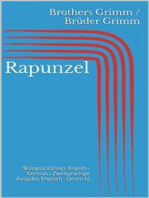 Rapunzel (Bilingual Edition