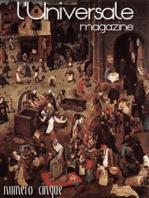 L'Universale magazine numero cinque