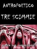 Tre scimmie