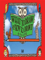 What to Draw and How to Draw It