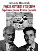 Vittorini Pavese e Topolino