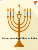 Breve storia degli Ebrei in Italia