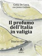 Il profumo dell'Italia in valigia