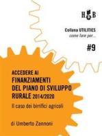 Come fare per accedere ai finanziamenti del Piano di Sviluppo Rurale 2014/2020
