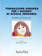 Formazione europea per i docenti di scuola primaria