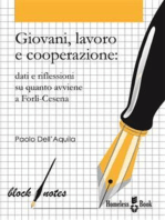 Giovani, lavoro e cooperazione: Dati e riflessioni su quanto avviene a Forlì-Cesena
