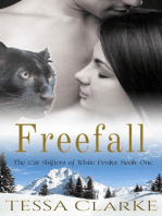 Freefall (The Cat Shifters of White Peaks Paranormal Romance, #1)