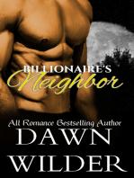 Billionaire's Neighbor (Billionaire Bad Boy Werewolf Romance)