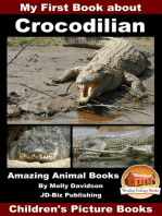 My First Book about Crocodilian