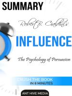 Robert Cialdini's Influence