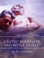 Celtic Warrior & Wolf Spirit