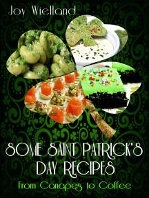 Some Saint Patrick's Day Recipes