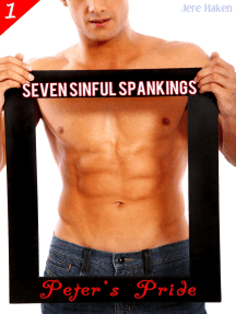 Peter's Pride (A Gay Spanking Story)