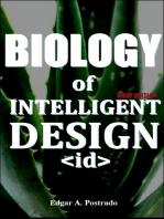 Biology of the new Intellligent Design