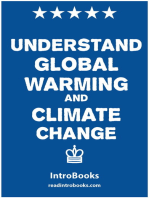 Understand Global Warming and Climate Change