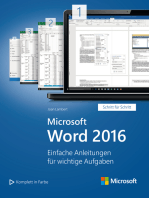 Microsoft Word 2016 (Microsoft Press)