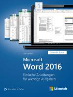 Microsoft Word 2016 (Microsoft Press)