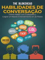 Habilidades de Conversação
