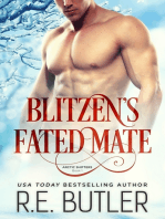 Blitzen's Fated Mate (Arctic Shifters Book One)