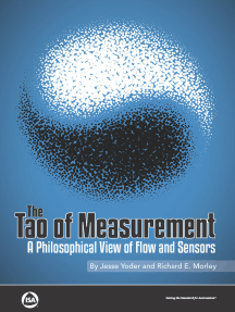 The Tao of Measurement: A Philosophical View of Flow and Sensors