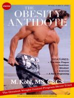 The Obesity Antidote