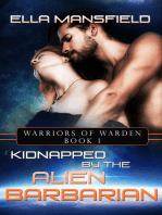 Kidnapped by the Alien Barbarian
