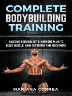Complete Bodybuilding Training