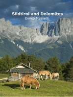 Südtirol and Dolomites