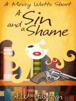 A Sin and a Shame (A Mercy Watts Short)