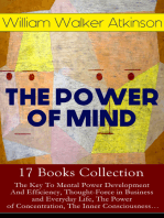 THE POWER OF MIND - 17 Books Collection