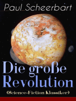 Die große Revolution (Science-Fiction Klassiker)