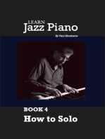 Learn Jazz Piano