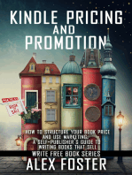 Kindle Pricing and Promotion