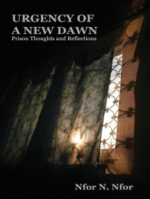 Urgency of a New Dawn: Prison Thoughts and Reflections