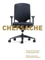 Chefsache. Essays für Coaches und Manager/innen