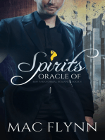 Oracle of Spirits #4 (Werewolf Shifter Romance)