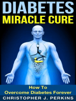 Diabetes Miracle Cure