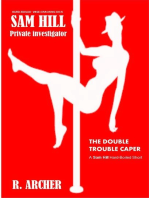 The Double Trouble Caper (Sam Hill Private Investigator, #1)