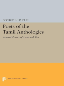 Poets of the Tamil Anthologies: Ancient Poems of Love and War
