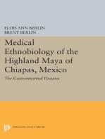 Medical Ethnobiology of the Highland Maya of Chiapas, Mexico
