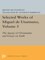 Selected Works of Miguel de Unamuno, Volume 5