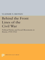 Behind the Front Lines of the Civil War