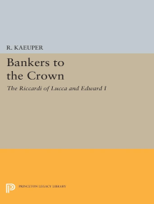 Bankers to the Crown: The Riccardi of Lucca and Edward I