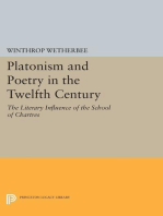 Platonism and Poetry in the Twelfth Century