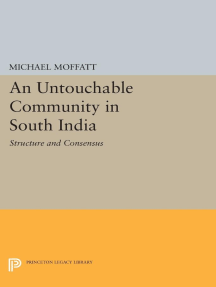 An Untouchable Community in South India: Structure and Consensus
