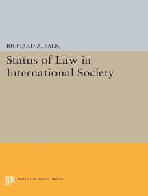 Status of Law in International Society