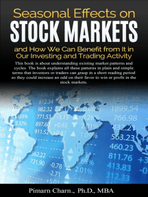 Seasonal Effects on Stock Markets and How We Can Benefit from It in Our Investing and Trading Activity