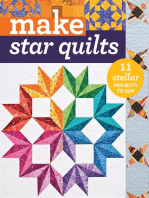 Make Star Quilts